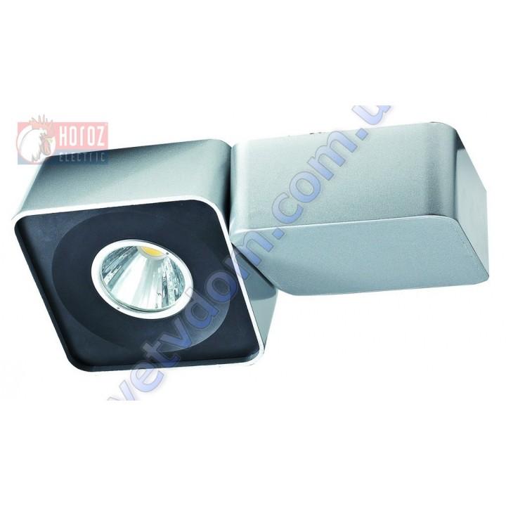 Светильник трековый светодиодный TRACKLIGHT LED Horoz Electric HL826L TORINO-23 23W 4200K 018-004-0023