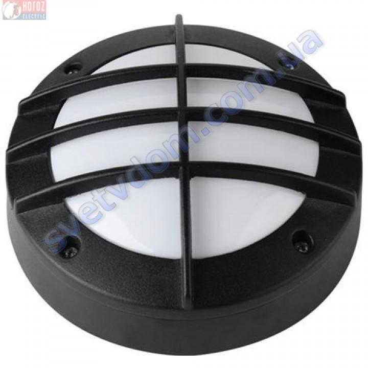 Світильник ПВЗ вуличний з гратами світлодіодний LED Horoz Electric ANT 6W 4000K IP54 алюміній 071-004-0006