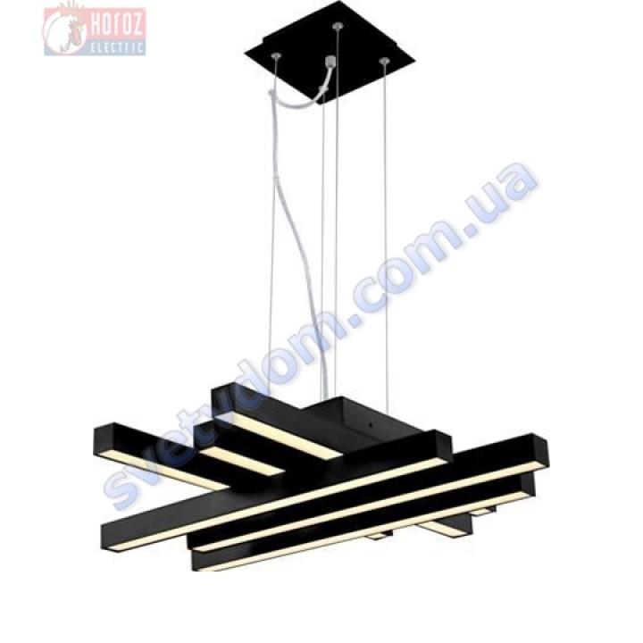 Светодиодная LED люстра Horoz Electric ASFOR-50 50W 4000K 019-011-0050