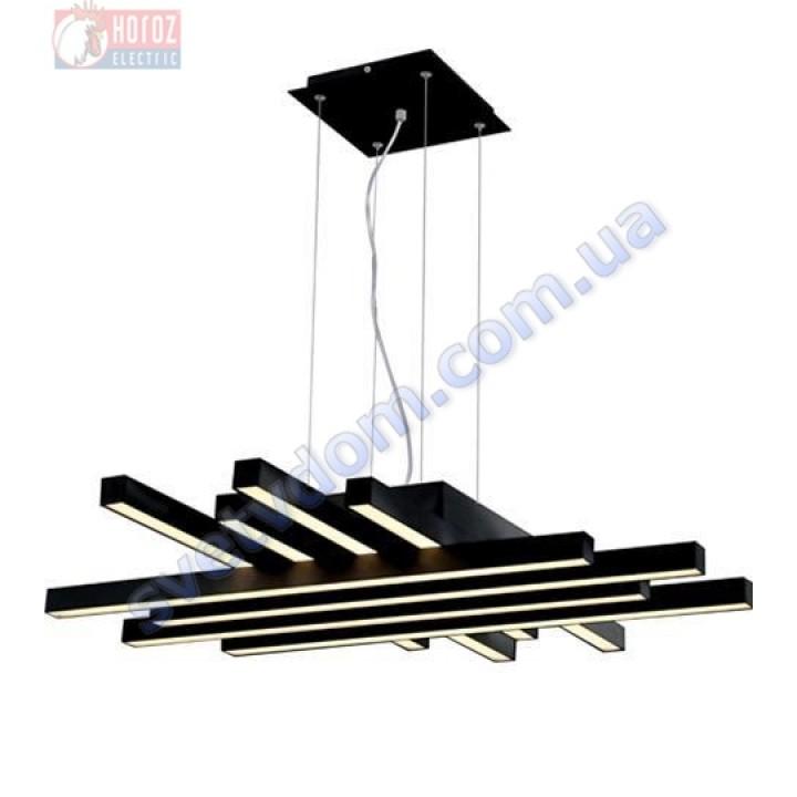 Світлодіодна LED люстра Horoz Electric ASFOR-85 85W 4000K 019-011-0085