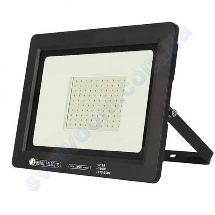Прожектор светодиодный LED Horoz Electric ASLAN-100 100W IP65 068-010-0100