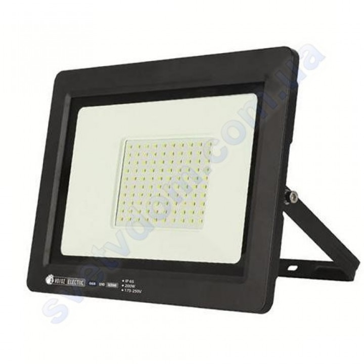 Прожектор светодиодный LED Horoz Electric ASLAN-200 200W 6400K IP65 068-010-0200