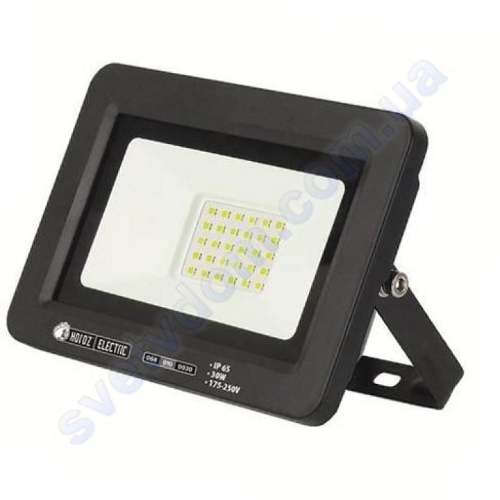 Прожектор світлодіодний LED Horoz Electric ASLAN-30 30W IP65 068-010-0030