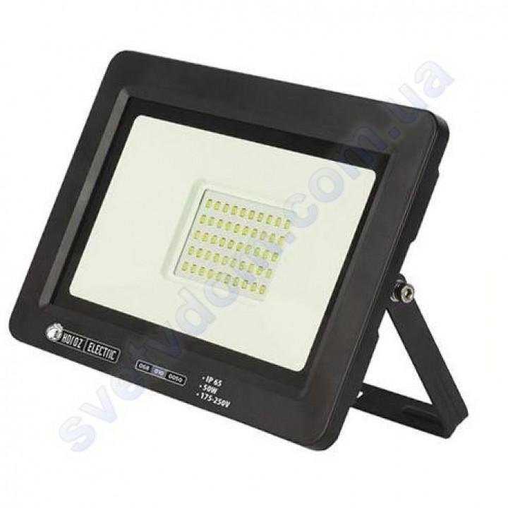 Прожектор світлодіодний LED Horoz Electric ASLAN-50 50W IP65 068-010-0050