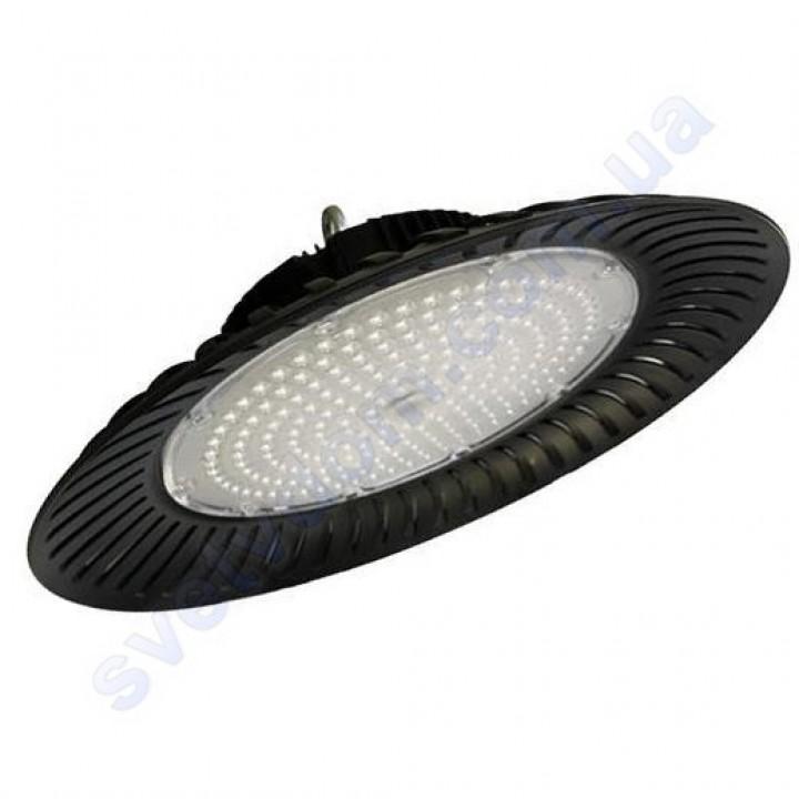 Світильник світлодіодний промисловий підвісний LED Horoz Electric ASPENDOS-200 200W 6400K IP65 алюміній 063-004-0200