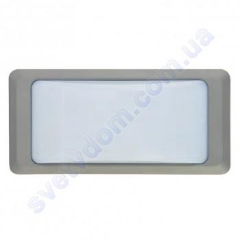 Світильник вуличний садово-парковий настінний світлодіодний LED Horoz Electric BADEM 12W 4200K IP65 076-028-0012