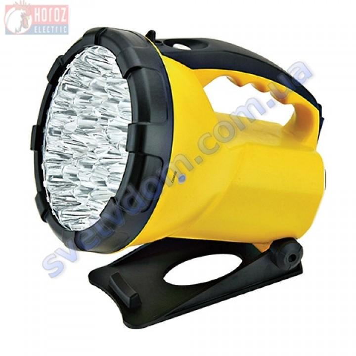 Светильник-фонарь аккумуляторный переносной светодиодный 36LED Horoz Electric HL339L CAFU-2 084-004-0002