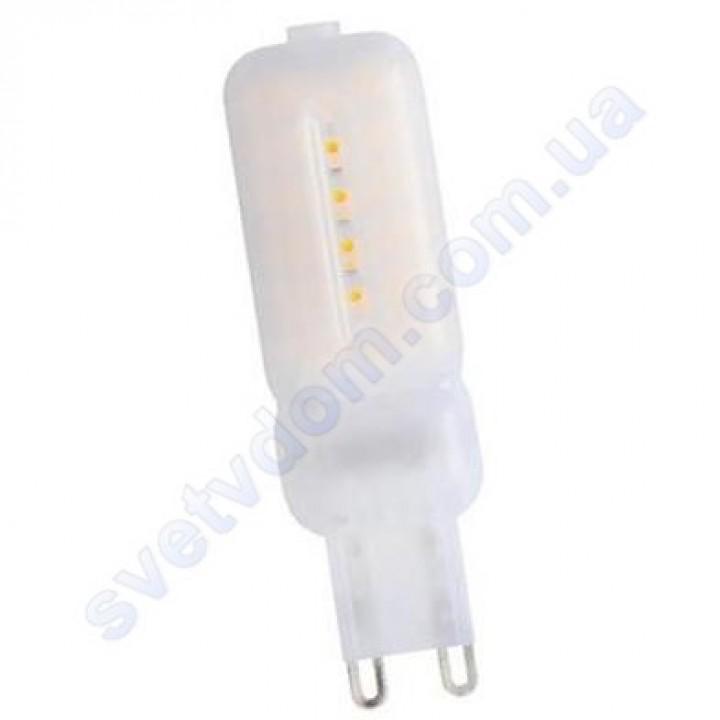 Лампа светодиодная Horoz Electric LED DECO-7 7W (аналог 50Вт) G9 (220V) 001-023-0007