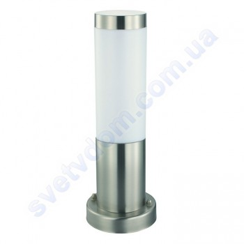 Светильник уличный садово-парковый Horoz Electric DEFNE-3 E27 IP44 нерж 075-004-0003
