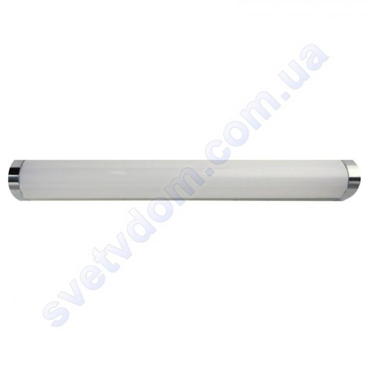 Світильник над дзеркалом світлодіодний LED Horoz Electric EBABIL-12 12W 4200K хром (для дзеркал тощо) 040-010-0012