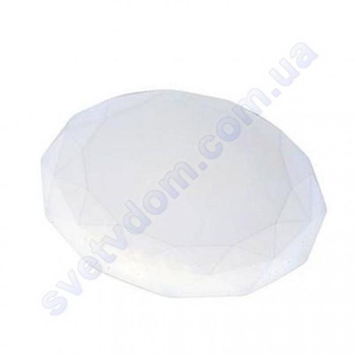 Світильник Світлодіодний LED настінно-стельовий Horoz Electric EPSILON-36 білий 6400K 36W метал 027-004-0036