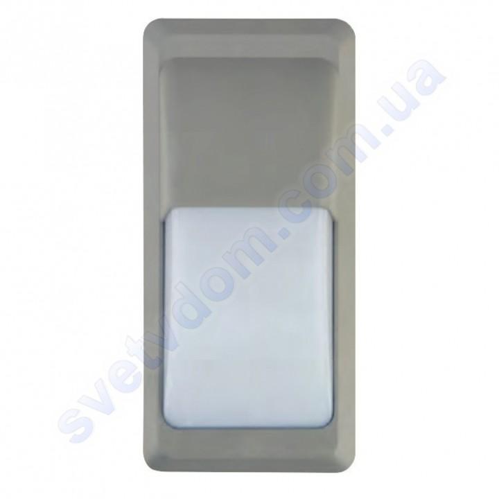 Світильник вуличний садово-парковий настінний світлодіодний LED Horoz Electric ILGIN 12W 4200K IP65 076-029-0012