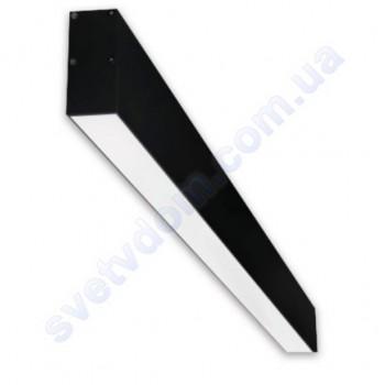 Світильник підвісний Horoz Electric INNOVO 40W 4000K білий-чорний метал 019-033-0040