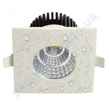 Світильник ПВЗ вуличний світлодіодний LED Horoz Electric JESSICA 6W 4200K IP65 016-030-0006