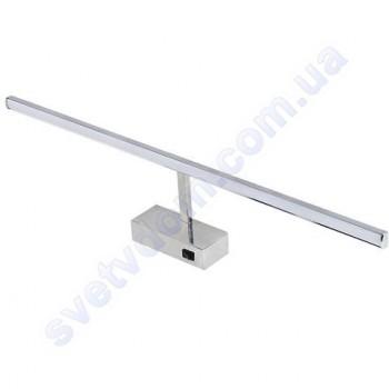 Світильник світлодіодний LED підсвічування Horoz Electric KANARYA-12 12W 4200K хром (для картин, дзеркал тощо) 040-012-0012