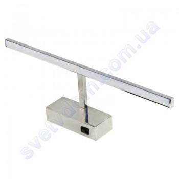 Светильник светодиодный подсветка LED Horoz Electric KANARYA-8 8W 4200K хром (для картин, зеркал и т.п.) 040-012-0008