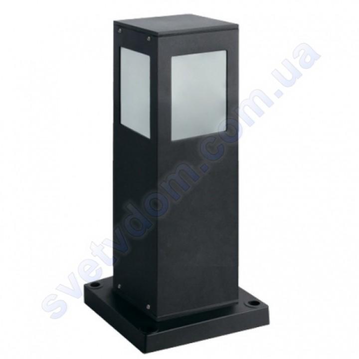 Светильник уличный садово-парковый Horoz Electric KAVAK/SQ-3 E27 IP44 алюминий+стекло 075-015-0003