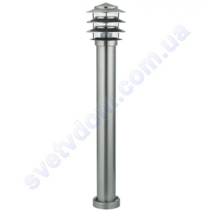 Светильник уличный садово-парковый Horoz Electric KAYIN-4 E27 P44 нерж 075-003-0004