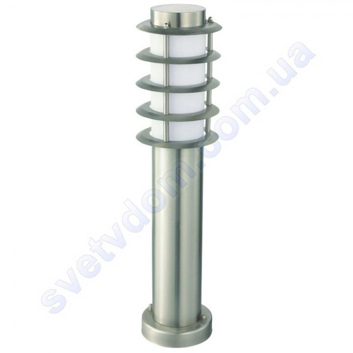 Светильник уличный садово-парковый Horoz Electric LADIN-3 E27 IP44 нерж 075-002-0003