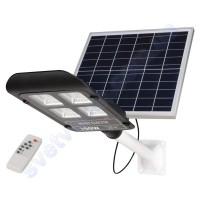 Світильник ліхтар консольний на сонячної панелі світлодіодний SMD LED Horoz Electric LAGUNA-100 100W IP65 074-006-0100