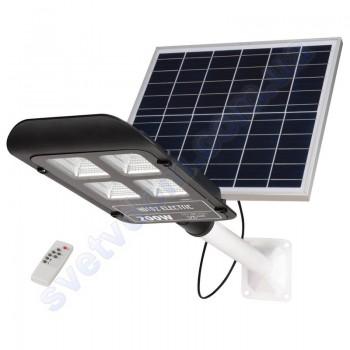 Світильник ліхтар консольний на сонячної панелі світлодіодний SMD LED Horoz Electric LAGUNA-200 200W IP65 074-006-0200