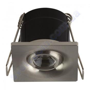 Светильник точечный светодиодный мебельный LED Horoz Electric LAURA 1W 4200K 016-038-0001