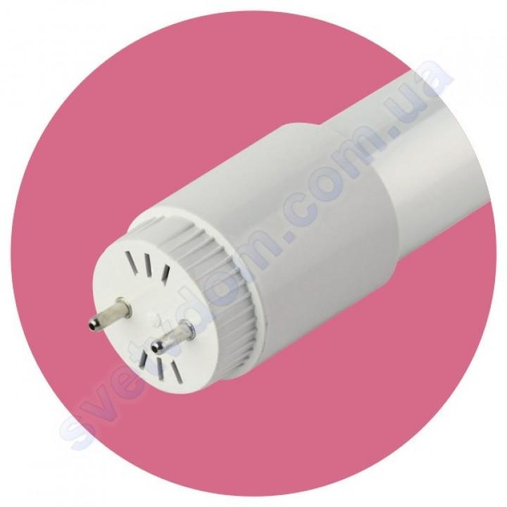 Лампа світлодіодна Horoz Electric LED TUBE-150 24W T8 6400K G13 Скло 002-001-0024