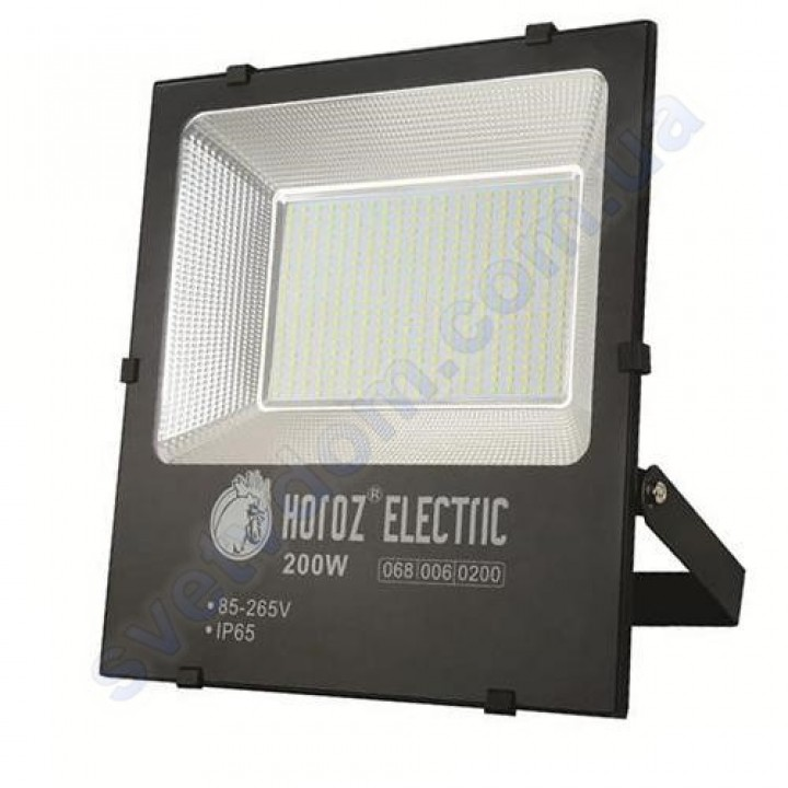 Прожектор светодиодный LED Horoz Electric LEOPAR-200 200W IP65 068-006-0200