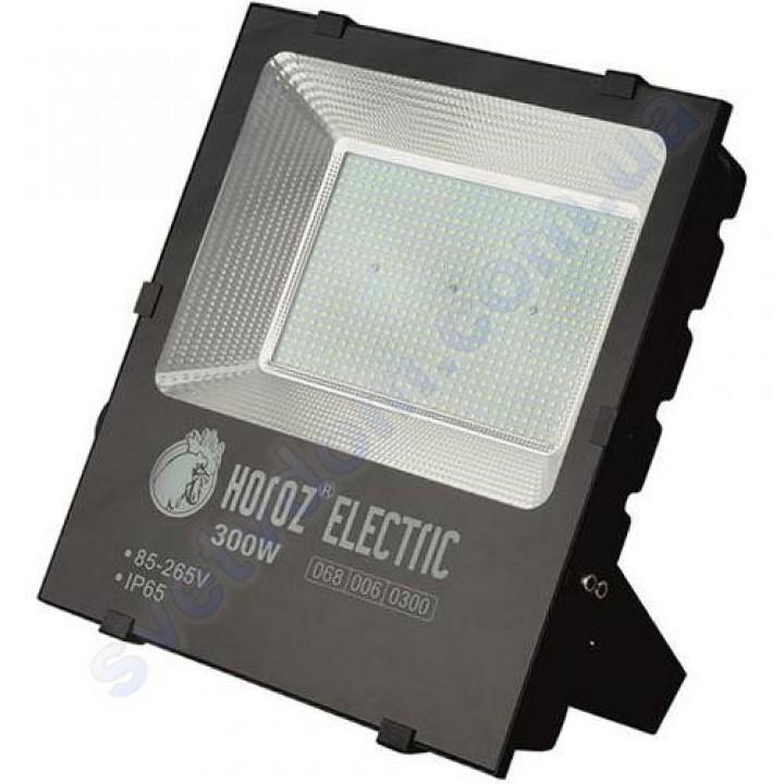 Прожектор світлодіодний LED Horoz Electric LEOPAR-300 300W 6400K IP65 068-006-0300
