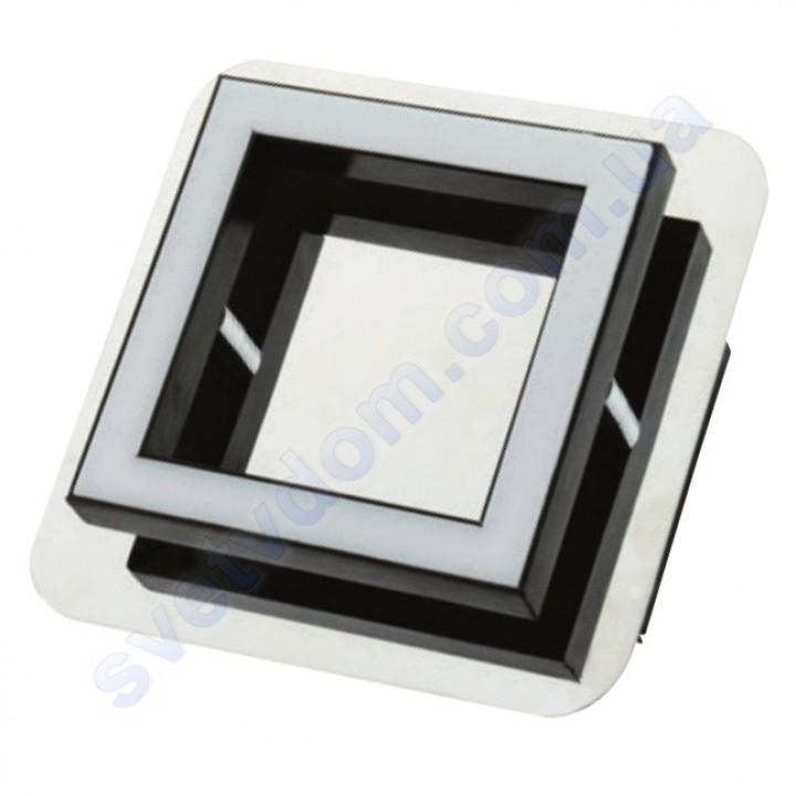 Светильник Светодиодный LED настенно-потолочный Horoz Electric LIKYA-1 4000K 5W хром 036-007-0001