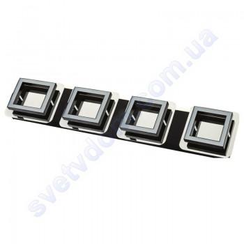 Светильник Светодиодный LED настенно-потолочный Horoz Electric LIKYA-5 4000K 4x5W хром 036-007-0005