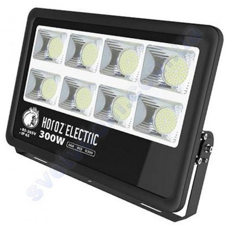 Прожектор светодиодный LED Horoz Electric LION-300 300W 6400K IP65 068-013-0300