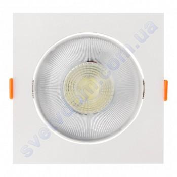 Світильник точковий світлодіодний LED Horoz Electric MAYA-9 9W 6400K 016-054-0009