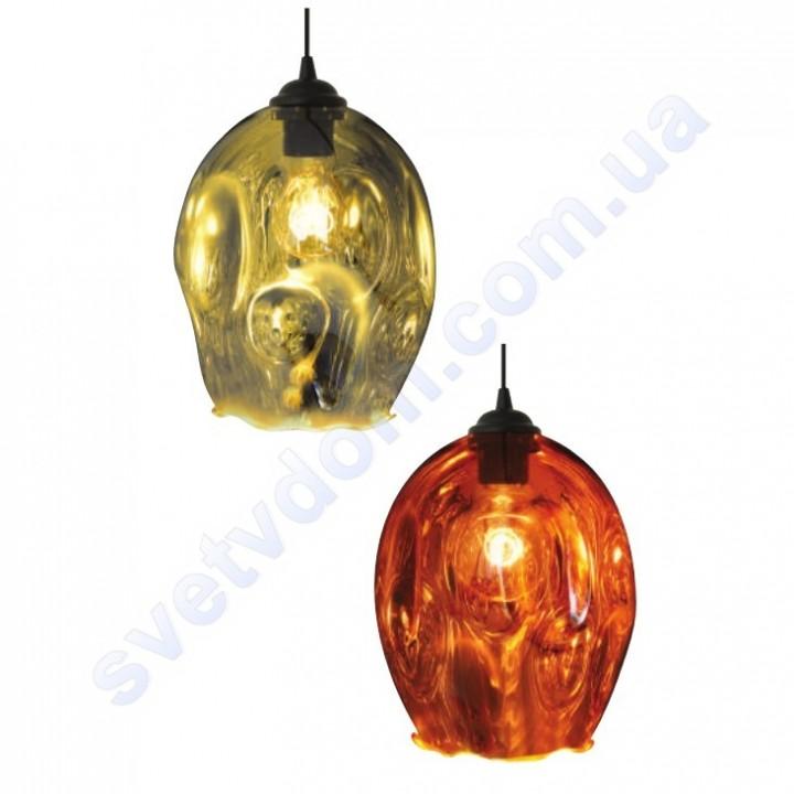 Светильник подвесной Horoz Electric METEOR-1 стекло E27 021-014-0001