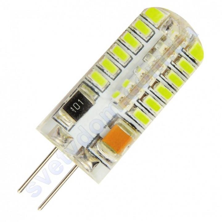 Лампа світлодіодна Horoz Electric LED MICRO-3 3W (аналог 25Вт) G4 (220V) силікон 001-010-0003