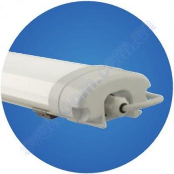 Світильник вуличний світлодіодний ПВЗ LED Horoz Electric NEHIR-18 18W IP65 (аналог 120Вт) 059-003-0018