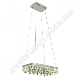 Світлодіодна SMD LED люстра Horoz Electric NIRVANA-24 24W 4000K 019-027-0024