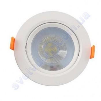 Світильник точковий світлодіодний LED Horoz Electric NORA-5 5W 6400K 016-053-0005