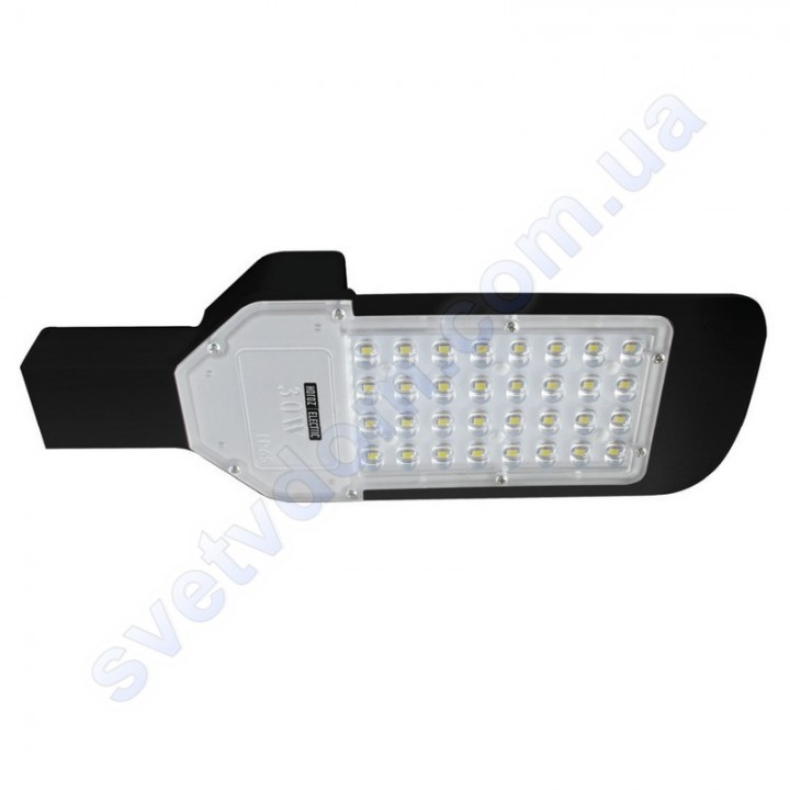 Світильник ліхтар консольний на стовп світлодіодний SMD LED Horoz Electric ORLANDO-30 30W IP65 074-005-0030