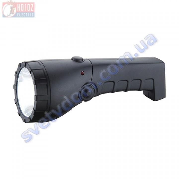 Светильник-фонарь аккумуляторный переносной светодиодный Power-LED Horoz Electric HL335L ORTEGA 084-002-0001