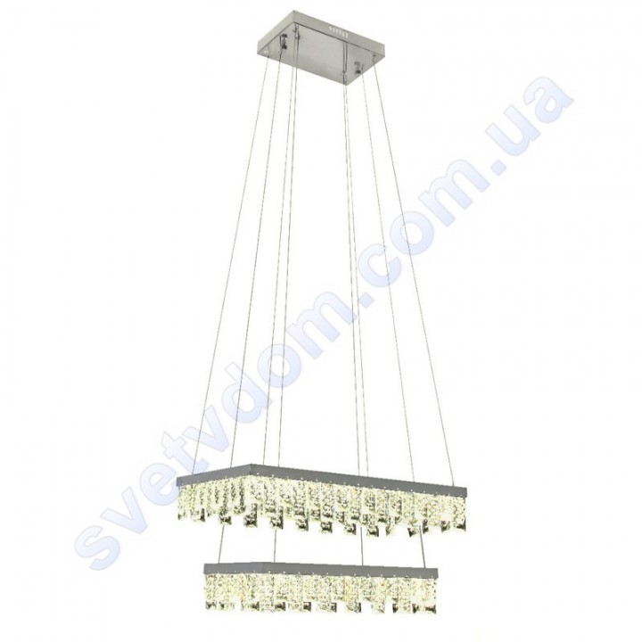 Світлодіодна SMD LED люстра Horoz Electric PANDORA-72 72W 4000K 019-028-0072