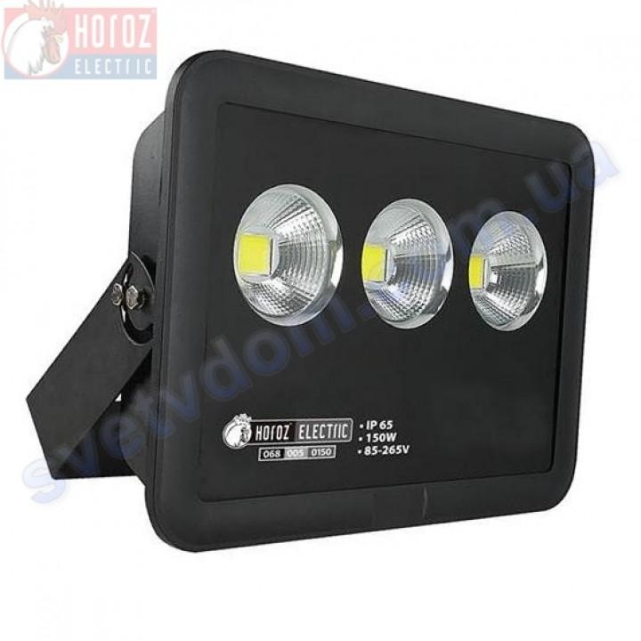 Прожектор светодиодный LED Horoz Electric PANTER-150 150W 4200K  IP65 068-005-0150-N