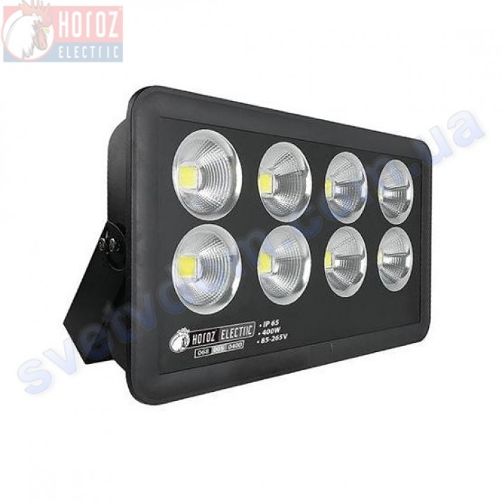Прожектор светодиодный LED Horoz Electric PANTER-400 400W 4200K  IP65 068-005-0400-N