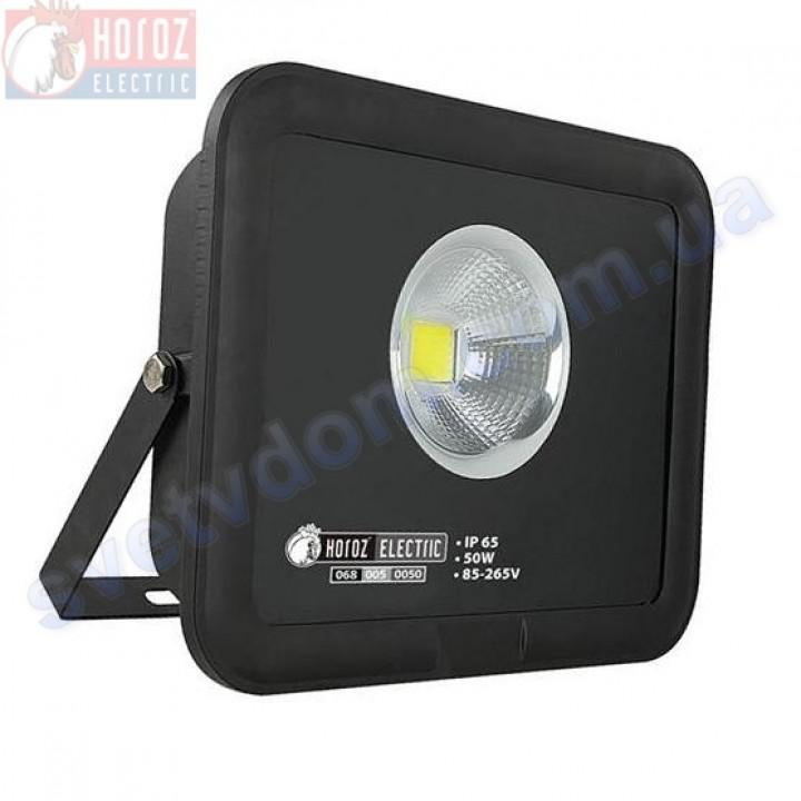 Прожектор светодиодный LED Horoz Electric PANTER-50 50W 4200K  IP65 068-005-0050-N