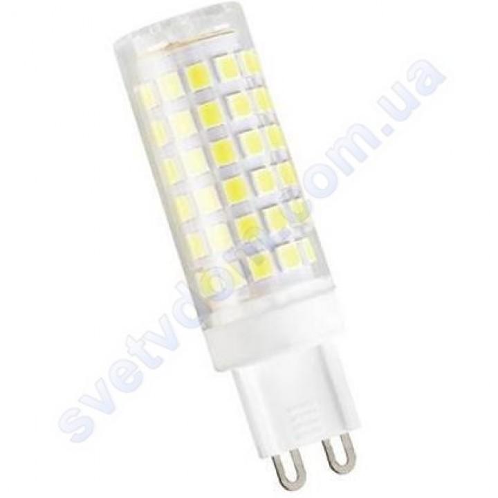 Лампа светодиодная Horoz Electric LED PETA-10 10W (аналог 75Вт) G9 (220V) 001-045-0010