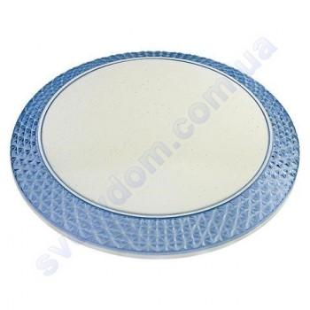 Світильник Світлодіодний LED настінно-стельовий Horoz Electric PHANTOM-36 білий-блакитний рожевий 6400K 36W метал 027-002-0036