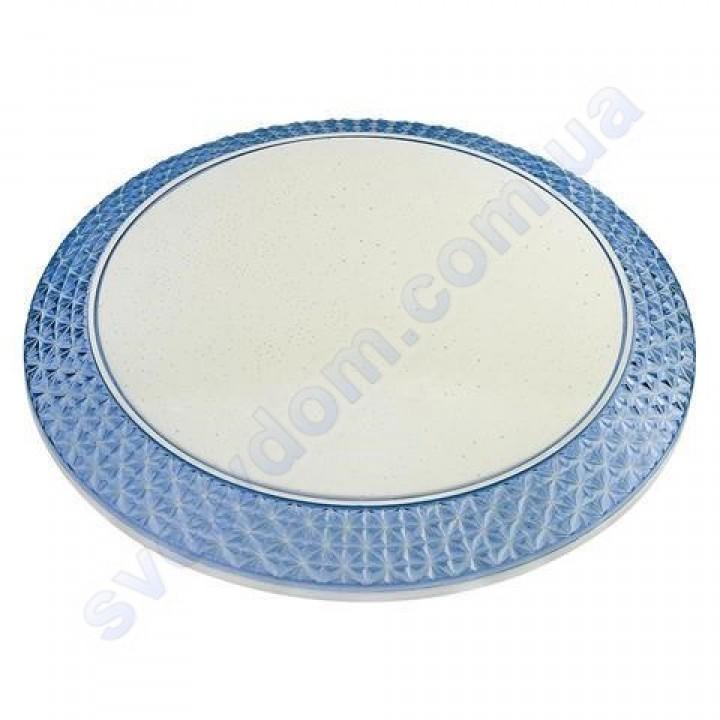 Светильник Светодиодный LED настенно-потолочный Horoz Electric PHANTOM-36 белый-голубой-розовый 6400K 36W металл 027-002-0036