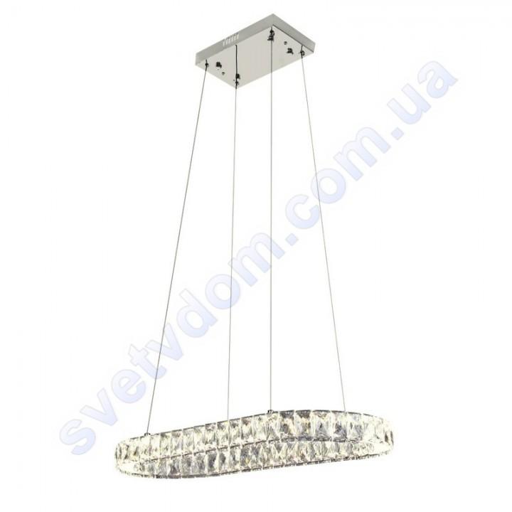 Світлодіодна SMD LED люстра Horoz Electric POLARIS 46W 4000K 019-024-0046