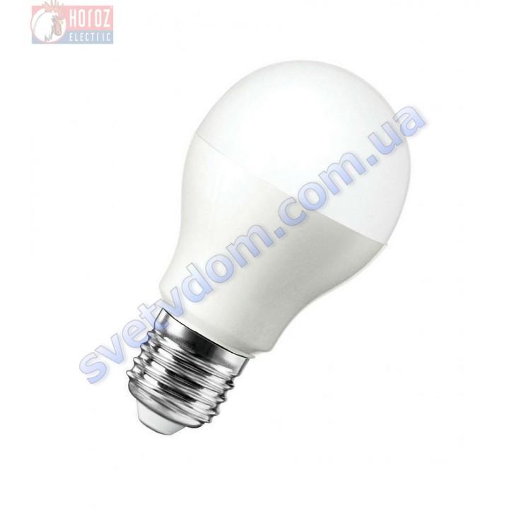Лампа светодиодная Horoz Electric PREMIER-6 HL4306L 6W (аналог 50Вт) A60 4200K E27 001-006-0006-N