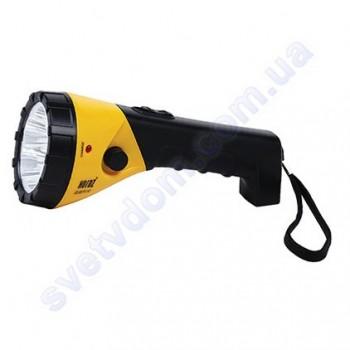 Светильник-фонарь аккумуляторный переносной светодиодный LED Horoz Electric PUSKAS-2 желтый или синий 084-005-0002